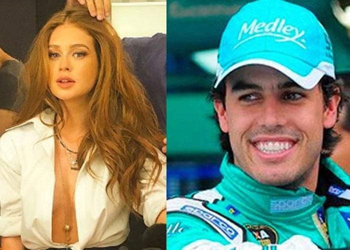 Marina Ruy Barbosa está namorando com Alexandre Sarnes Negrão
