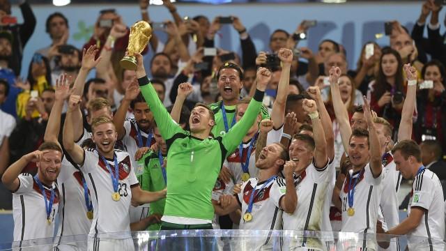 Alemanha e Inglaterra podem garantir vaga na Copa do Mundo nesta quinta