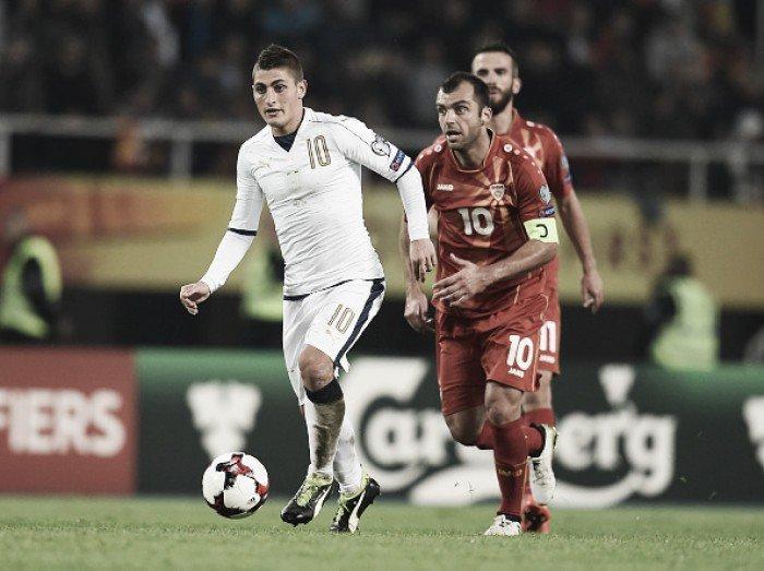 Espanha garante vaga na Copa do Mundo na Rússia em 2018
