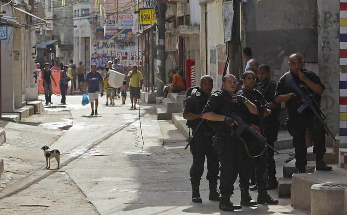 72% dos cariocas querem deixar o Rio por medo da violência