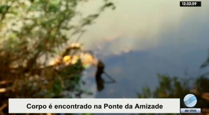 Corpo em decomposição é encontrado no rio Parnaíba